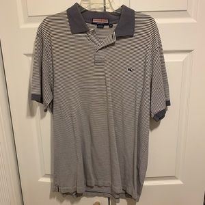Vineyard Vines XL Striped Polo